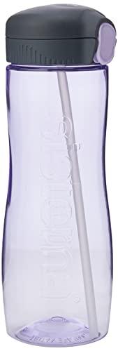 Sistema Tritan - Borraccia da 800 ml, in plastica, Colore: Lilla