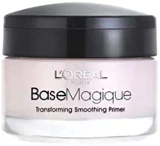 L'OREAL Base Magique 15ml 1pc -The Silky, Lightweight Formula Glides onto Skin and minimizes The Look of pores and fine Lines
