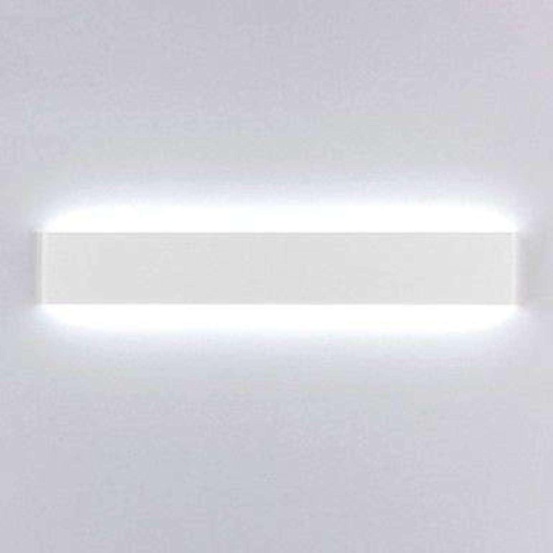 Mao&Long Moderne Zeitgenssische Wandlampen & Wandlampen Aluminium Wandleuchte 90-240V 14W, Wei, Kaltwei