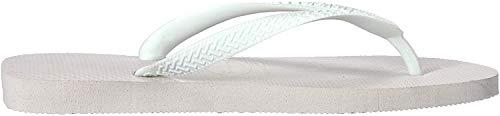 Havaianas Unisex-Erwachsene Flip Flops Top Zehentrenner, Weiß (White), 29/30 EU