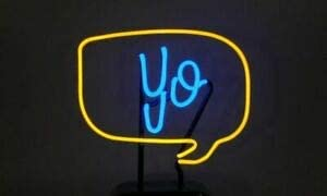 Super-cheap Jacksonville Mall LeeQueen Creative Design Customized inYoin Sign Lamp Dialog Neon