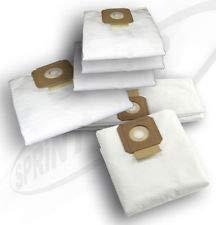 10 Staubfilterbeutel passend für Sprintus Maximus HEPA, Maximus pro, Maximus pt, T11 EVO, Floory