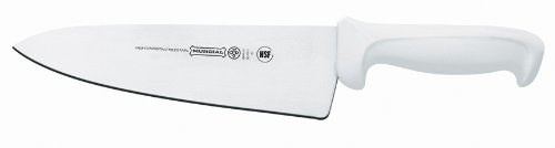Mundial W5610-8 8-Inch Cook's Knife, White