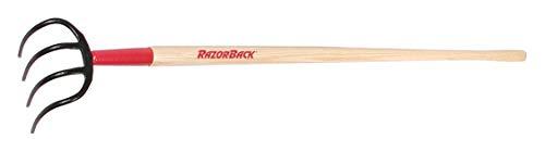 Razor-Back Curved Potato Fork