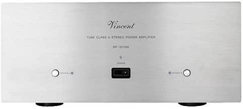 Vincent Audio - SP331 MK Hybrid Power Amplifier (Silver)