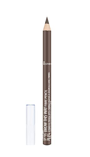 Rimmel London Brow This Way Fibre Pencil Lápiz de Cejas Tono 2 - 3,9 gr