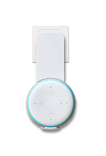 Amazon Basics - Soporte para montaje en pared para Echo Dot