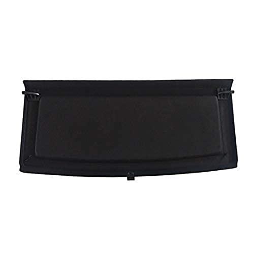 Repuesto Estante para paquetes Estante trasero para paquetes Cubierta del maletero Material de la cortina Estantes traseros para Volkswagen Polo 6R MK8 3/5 Door (2009-2017 Year)