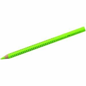 Faber Castell Textmarker Jumbo Grip neon Textliner grün