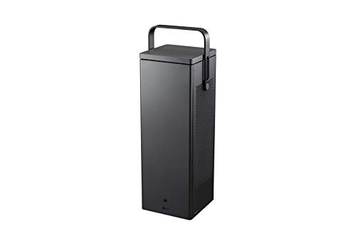 LG Beamer HU80KG bis 381 cm (150 Zoll) CineBeam Laser 4K UHD Projektor (2500 Lumen, HDR10, smarte Funktionen, Laser 20000), schwarz