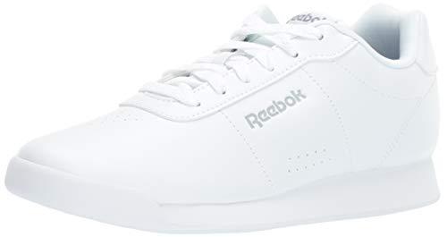 Reebok Royal Charm - Zapatillas de senderismo para mujer, Blanco (Blanco/Gris béisbol), 41 EU