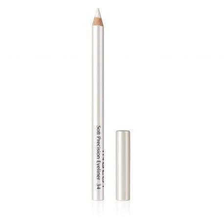 Inglot Soft Precision Eyeliner perfekt für Smokey Eyes mit Jojobaöl für eine weiche Konsistenz sorgt und ein präzises Auftragen ermöglicht, 1.1 gr : 34