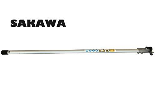 SAKAWA Accesorio alargo desbrozadora Barra 26 transmisión 9 T