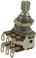 BOURNS PDB182-GTRB1-254MN ROTARY POTENTIOMETER, 250KOHM, 17MM, 20% (5 pieces)