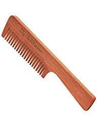 ManKlawz Men's Comb Coarse Thick Hair Wooden Teeth Wide Det Ranking TOP16 Nippon regular agency