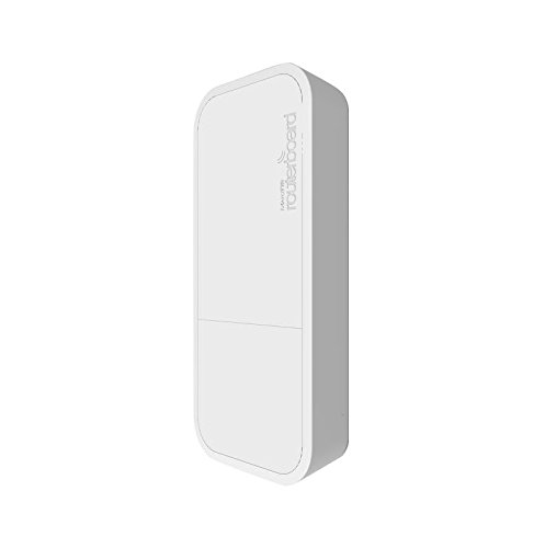 Mikrotik RBWAP2ND Power Over Ethernet (PoE) White WLAN Access Point
