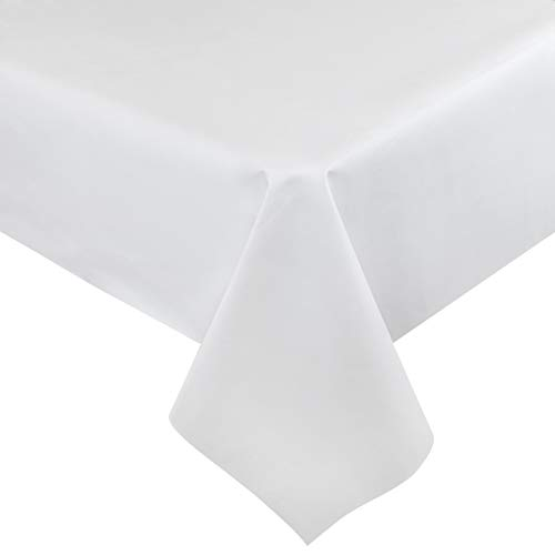 Quality Table Pad - Superior Protection from Spills, Scratches and Heat- Cushion Flannel Backing (52