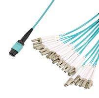L-COML-COM Large Max 52% OFF special price MPM24OM4-LCR-3-FIBRE CORD MPO MM 3M PLUG-LC
