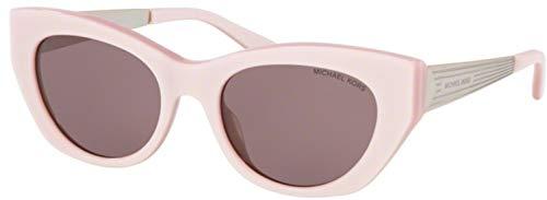 Michael Kors 0MK2091 Gafas de sol, Pearlized Pink, 51 para Mujer