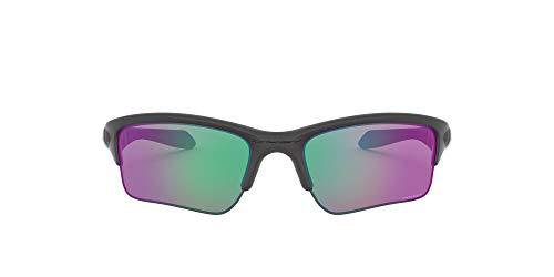 Oakley Quarter Jacket Gafas de sol, Steel, 61 para Hombre