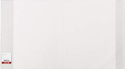 Brunnen 10 x Buchschoner 270x545mm transparent