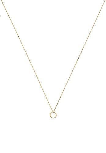 CHRIST Damen-Kette 375er Gelbgold One Size 87485064