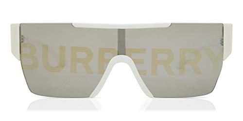 BURBERRY Sonnenbrillen BE 4291 WHITE/GREY GOLD Herrenbrillen
