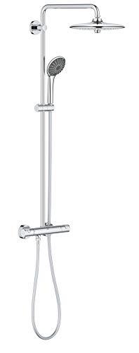 Grohe Vitalio Joy 260 - Sistema de ducha con termostato. 9,5l (27298002)