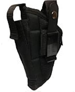 Nylon Belt or Clip on Gun Holster Fits SIG SAUER PL22 TRAILSIDE, 1911 NITRON, P-220 Match, P-226 X-Five with 5