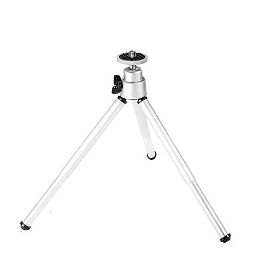 TANGIST Phase Stepper Moto 40x60 Teleskop-Monokular-Monokular-Ferngläser Klares schwaches Nachtsicht-Taschenteleskop mit Smartphone-Halter für Camping (Color : Telescope Tripod)