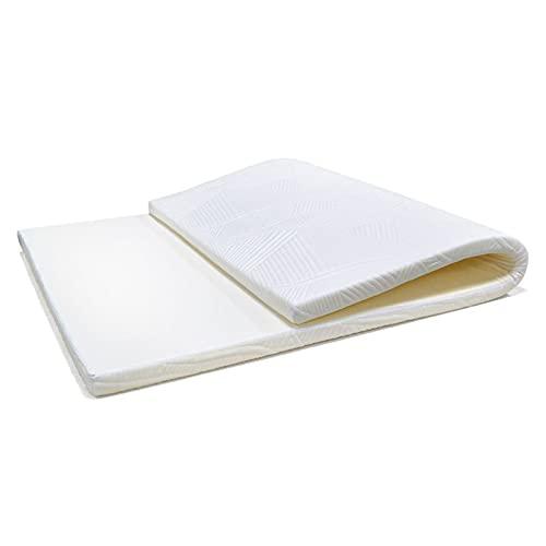 ALX-Dec Colchón de Espuma Delgada de Alta Densidad, colchón Individual, colchón, Estilo de Tatami de Estilo japonés, Estudiante