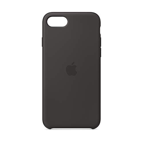 Apple Custodia in silicone (per iPhone SE) - Nero