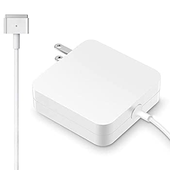 Mac Book Pro Charger Universal Adapter AC 85W T-Type Magnetic Replacement Power Adapter for Mac Book Pro 17/15/13 inch  After Mid 2012 Models