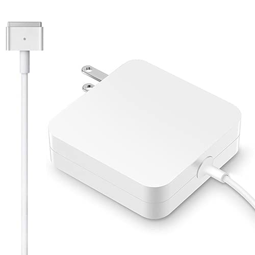 Mac Book Pro Charger, Universal Adapter, AC 85W T-Type Magnetic Replacement Power Adapter for Mac Book Pro 17/15/13 inch (After Mid 2012 Models)