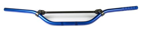 TRW Lucas MCL155B 22 mm Aluminium Lenker Moto Cross, hoch, blau
