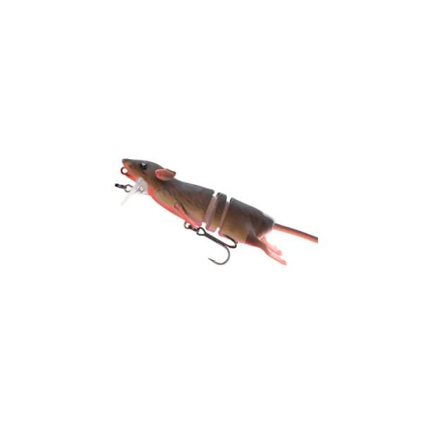 Savage Gear 3D Rad Rat Lures for Pike