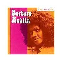 The Best of Barbara Acklin: Ten Best Series by Barbara Acklin (2002-03-12)