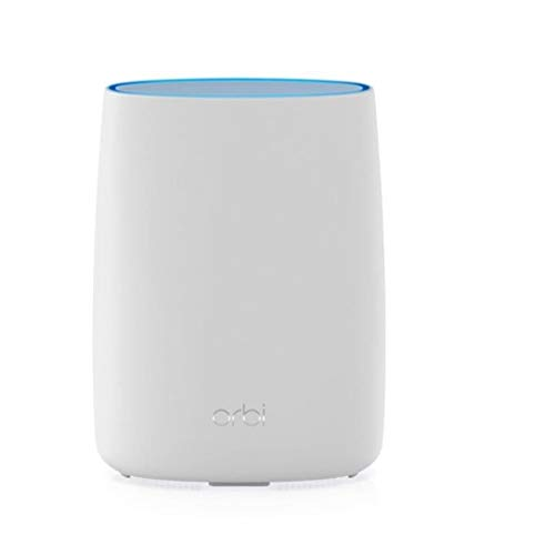 NETGEAR Orbi Tri-band 4G Router with SIM Slot (LBR20)| LTE Modem built-in for Primary or Backup Internet | Coverage Upto 2,000 sq. ft. (175 m2) and 20+ Devices | AC2200 WiFi (Upto 2.2 Gbps)