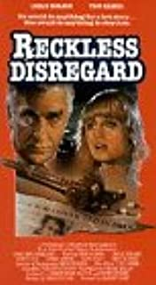 Reckless Disregard VHS