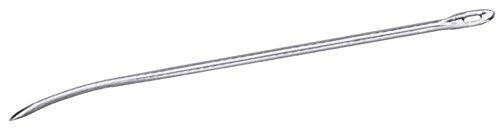 Contacto Bander - Ago per arrosti in acciaio in acciaio INOX 18/10, finitura opaca