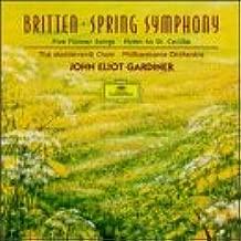 britten five flower songs