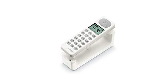 Punkt. DP01 EU Weiß Kabelloses Telefon