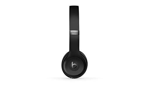 Apple Beats Solo3 Wireless Casque et Micro Binaural Bandeau Noir - Casques et micros (avec Fil,...