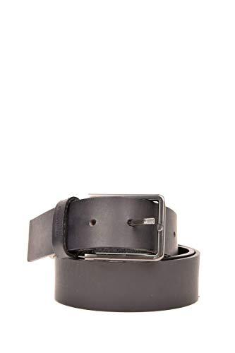 Calvin Klein K50k505179 Cintura, Blu (Navy/Black 0Gy), Unica (Taglia Produttore: 95) Uomo