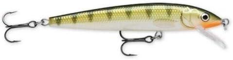 unbrend Rapala Husky unisex Jerk HJ12-YP In stock Yellow Perch 4'' oz 16 7 4 3 R