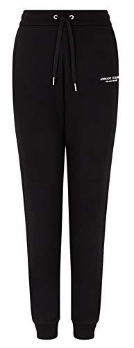 ARMANI EXCHANGE Sweatpants Pantaloni Sportivi, Black, XL Donna