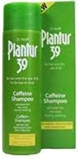 Dr Wolff Plantur 39 Caffeine Shampoo For Colour Treated/Stressed Hair 250ml