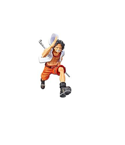 Banpresto Figura de Acción One Piece magazine FIGURE A Piece of Dream Special -Portgas D. Ace-