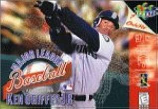 ken griffey jr baseball n64