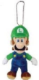 Global Holdings Super Mario Plush Key Chain - 5.5 Luigi Mascot Strap by Nintendo
